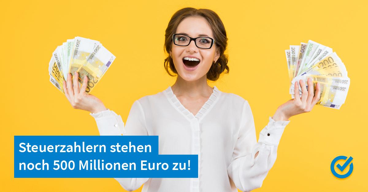 300 oder sogar 500 Millionen Euro - das ist hier die Frage
