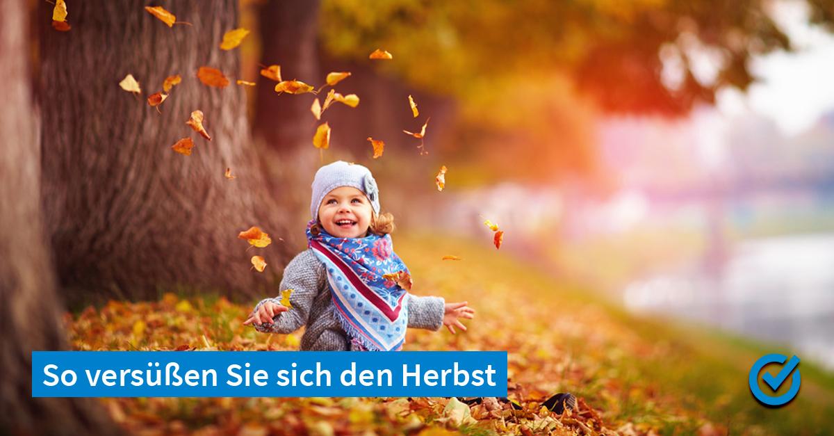 8 Tipps für einen schönen Herbst