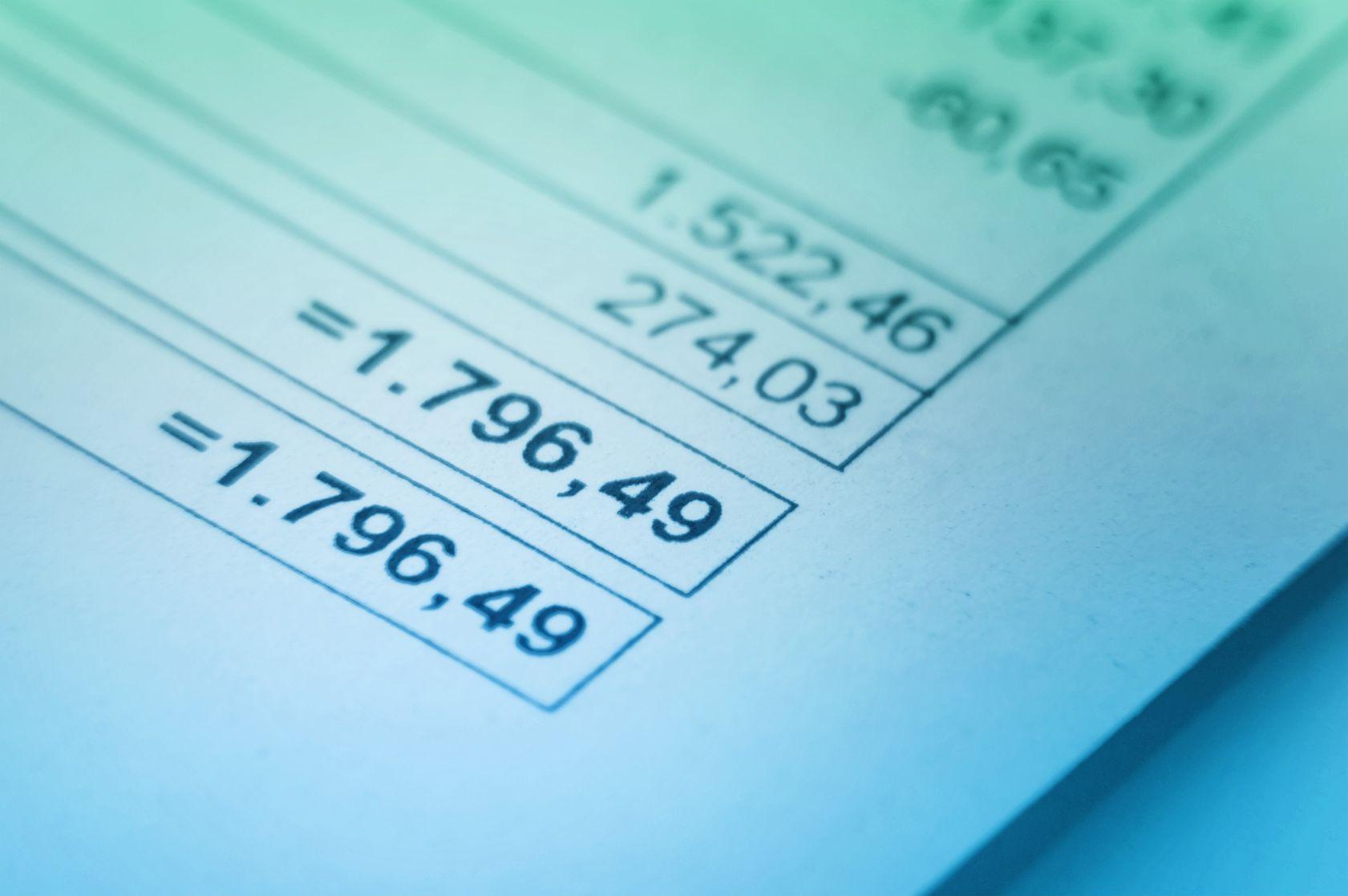 Rechnungen Pflichtangaben Und Kleinunternehmerregelung