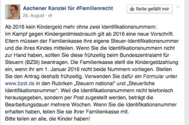 Aachener Kanzlei für Familienrecht