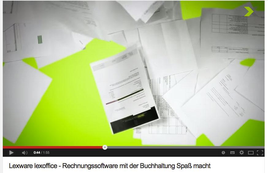 Lexoffice Das Online Rechnungs Und Buchhaltungsprogramm