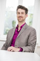 Björn Waide, Geschäftsführer von smartsteuer