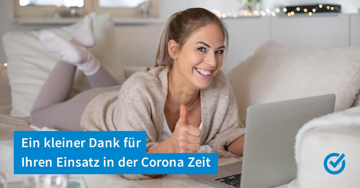 Corona-Prämie: steuerfrei für alle