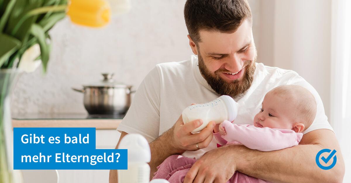 Elterngeldreform kommt - was ist mit der Steuer?