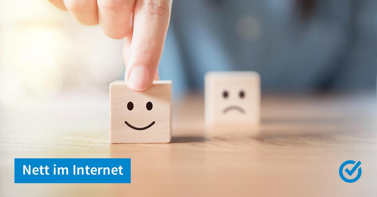 Etikette und Netiquette - 10 Grundregeln im Netz