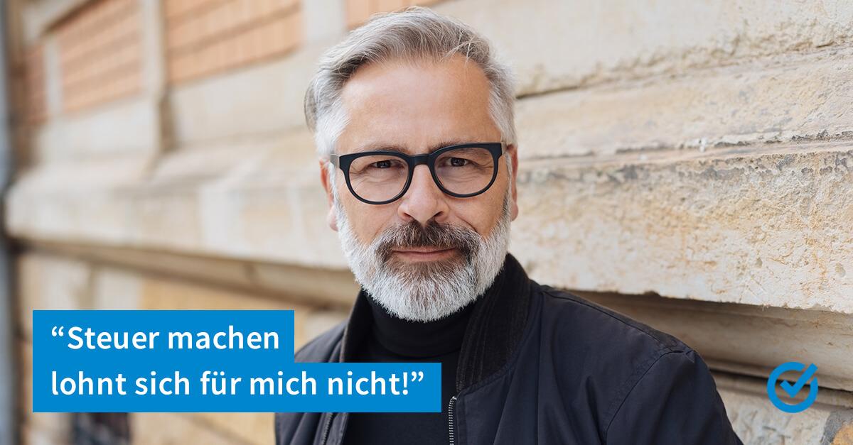 Herr Müller hat nichts zum Absetzen