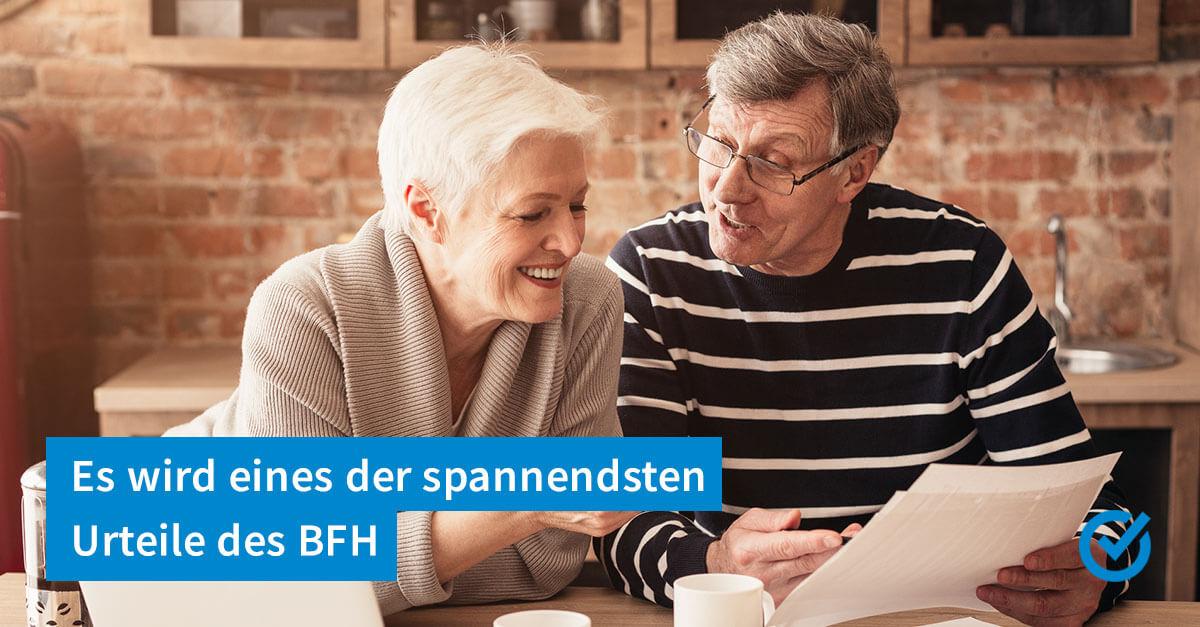Kippt bald die Rentenbesteuerung?