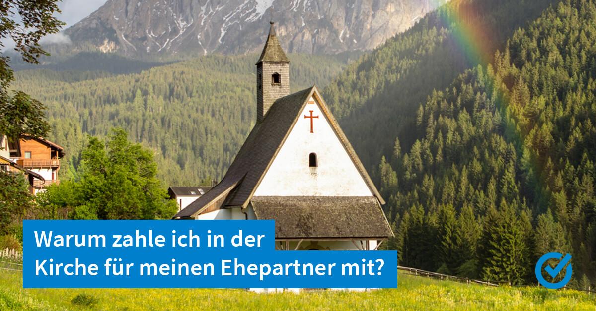 Kirchensteuer und das besondere Kirchgeld