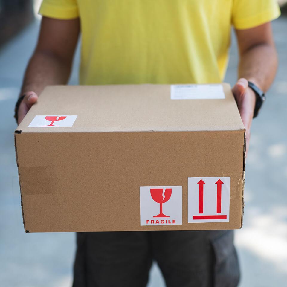 Paketabgabe - um Innenstädte zu retten?