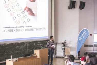 Kundenzufriedenheit messen - Startup Lab Hannover