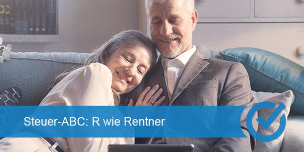 Steuer-ABC: R wie Rentner