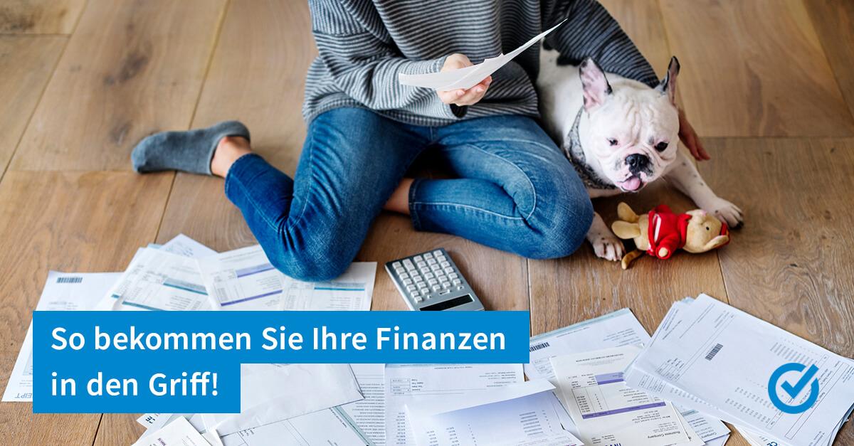 Unsere 8 goldenen Finanzregeln