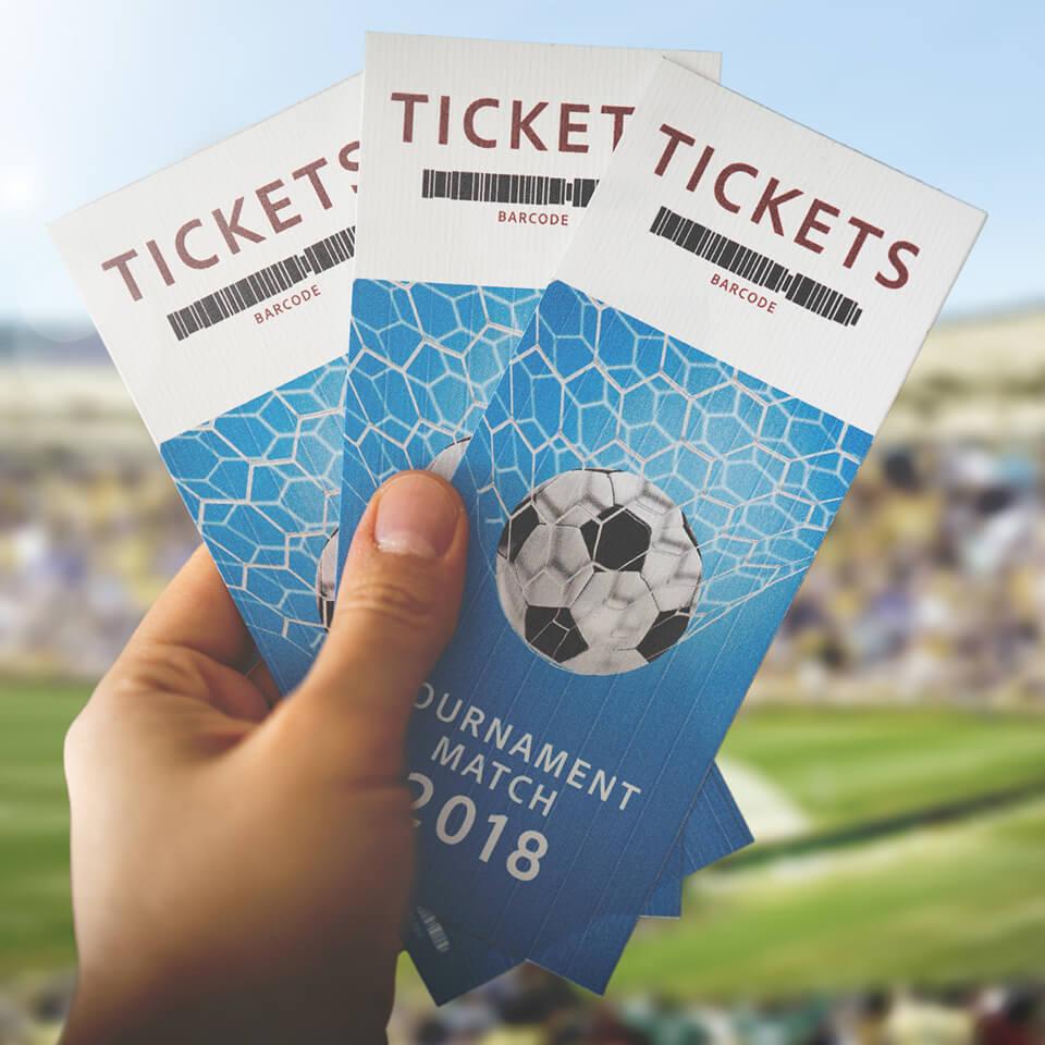 Urteil: Weiterverkauf von Tickets steuerpflichtig