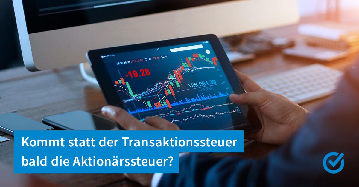 Was wird aus der Transaktionssteuer?