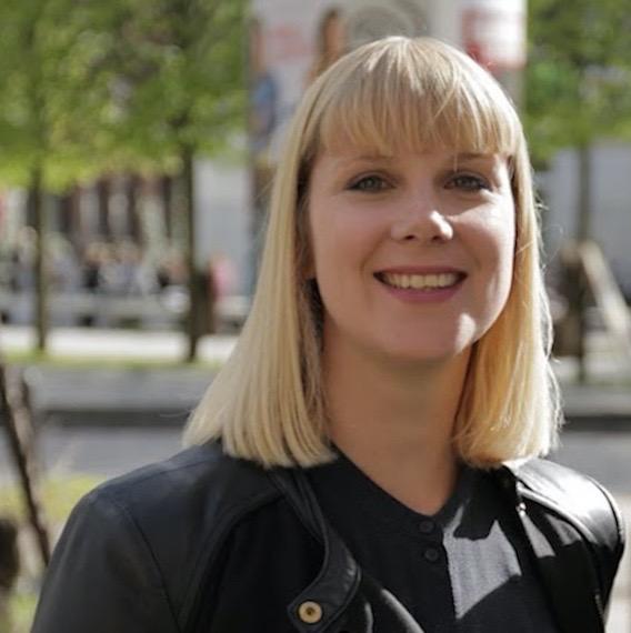Franziska Luh, Gründerin von FinGym