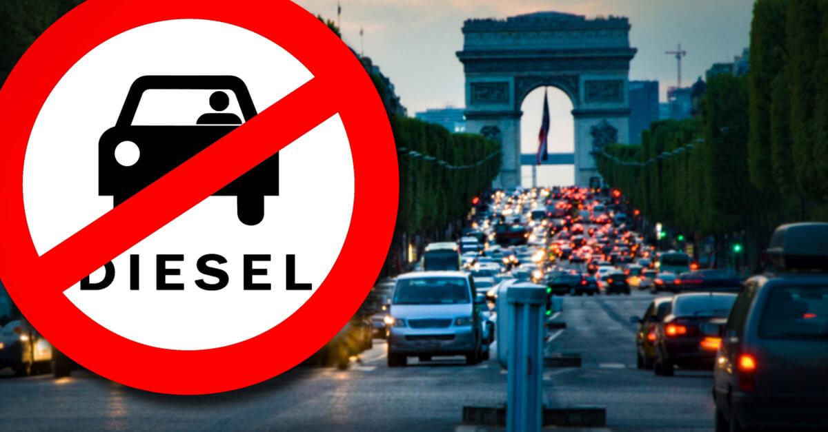 Dieselfahrverbote - und trotzdem volle Kfz-Steuer?