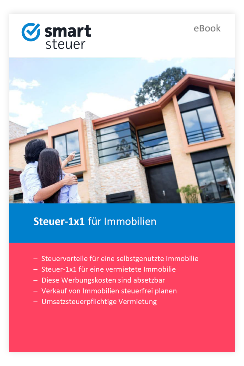 smartsteuer eBook Immobilien