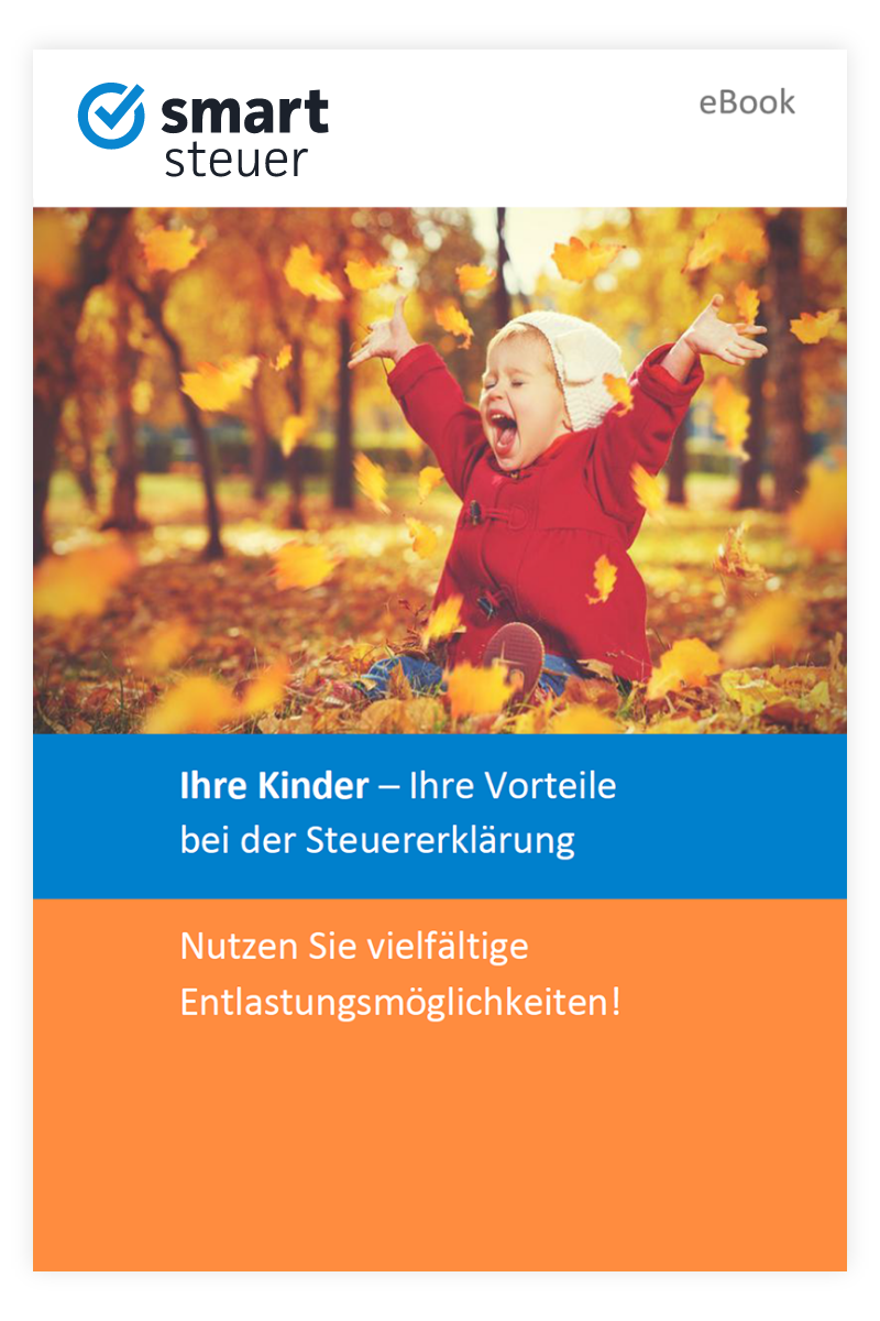 smartsteuer eBook Kinder